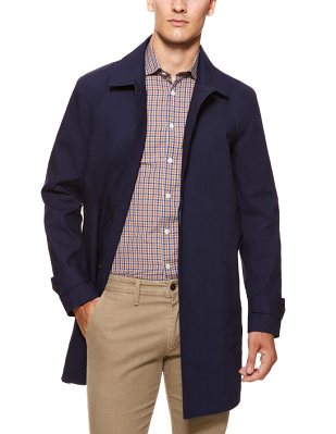 Men's Style: Trenchcoat