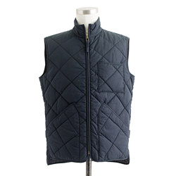 Men's Style: Quilted Vest