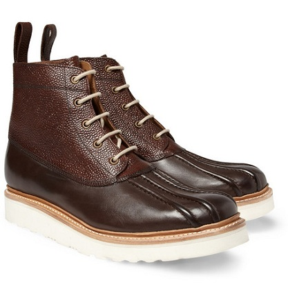 Men's Style: Grenson Spike Boots
