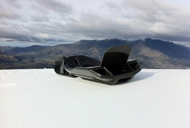 Men's Style: Stealth-X Sled