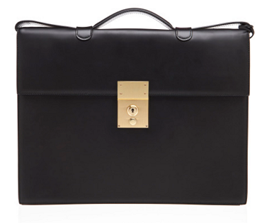Men's Style: Thom Browne Briefcase