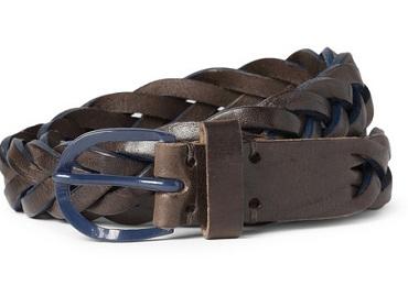 Men's Style: Oliver Spencer Two-Tone Belt