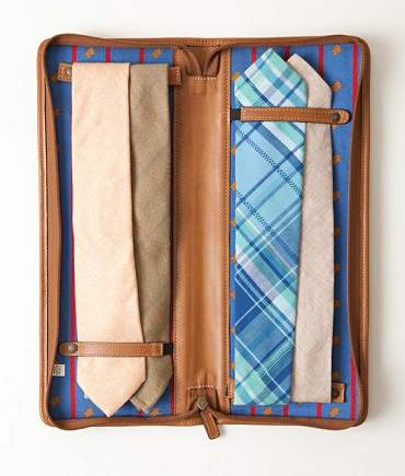Men's Style: Pierrepont Hicks Tie Case