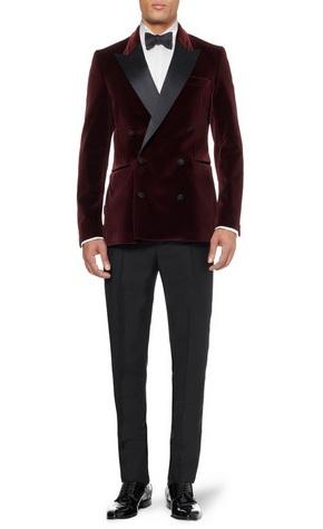 Men's Style: Acne Double-Breasted Tuxedo Jacket
