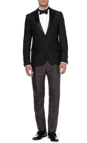 Men's Style: Acne Jacquard Print Pants