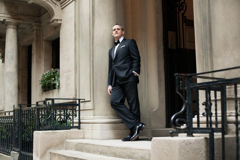 Men's Style: Black Tie