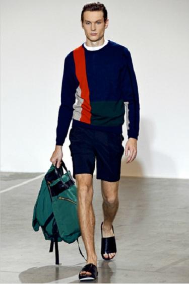 Men's Style: Color Blocking