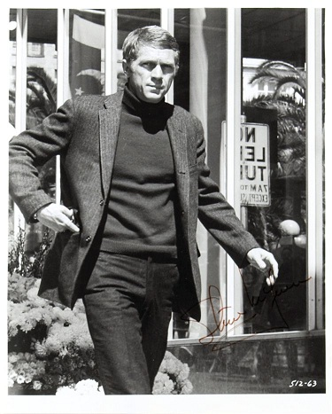 Men's Style: Turtleneck Sweater