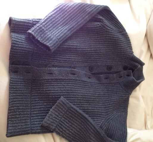 Men's Holiday Gift: Cardigan Sweater