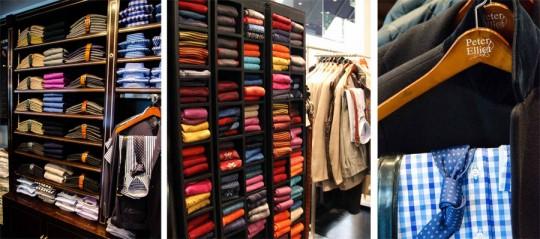 Men's Personal Shopper: Peter Elliot Blue