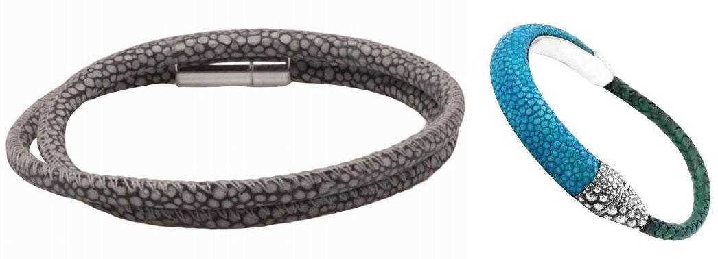 Men's Style: Stingray Bracelets