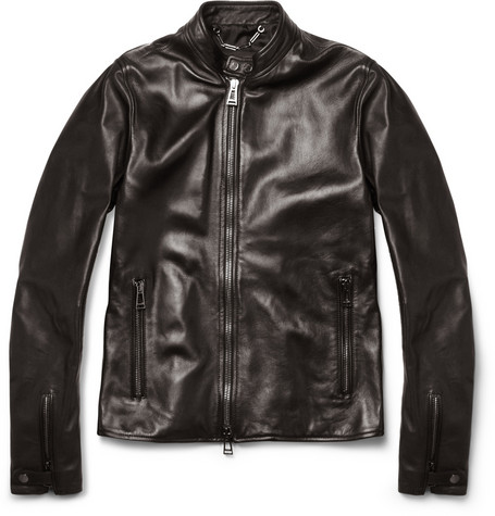 Men's Style: Leather Jacket