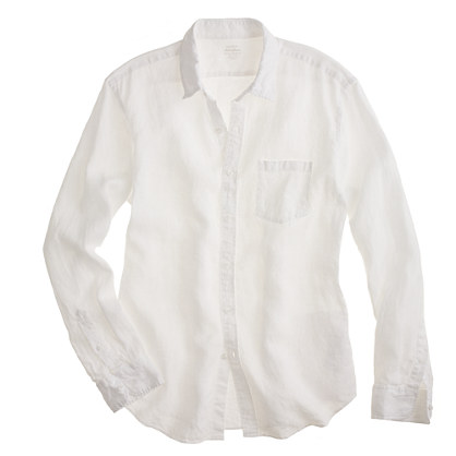 Men's Style: Linen Shirt
