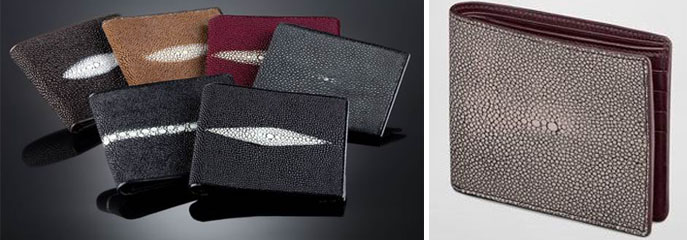 Men's Style: Stingray Wallets