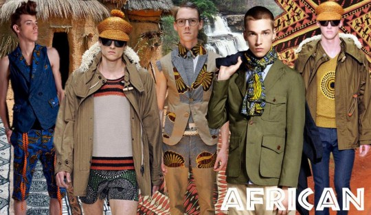 Men's Style: Spring 2013 Trends