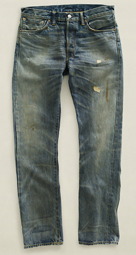 Men's Personal Shopper Worn Jeans