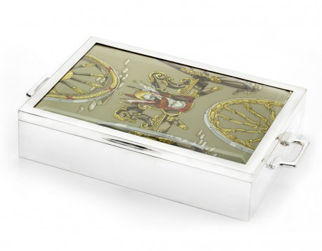 Men's Personal Shopper: Hermes Scarf Box