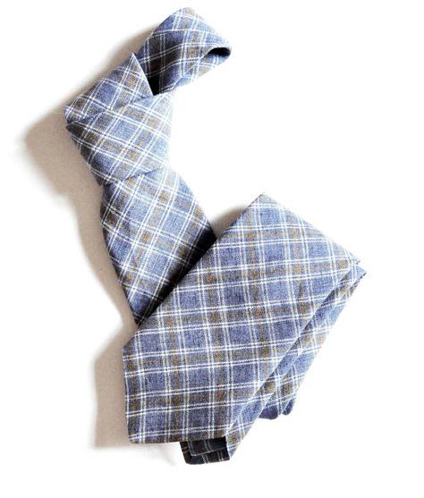 Men's Personal Stylist: Linen Tie