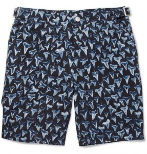Men's Image Consultant: Paul Smith Swim Trunks