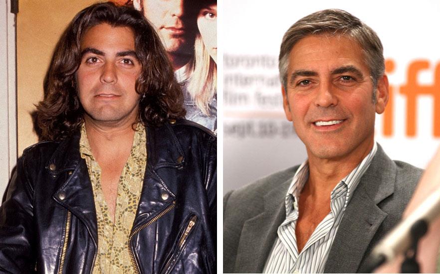 Men's Personal Stylist: George Clooney Hair