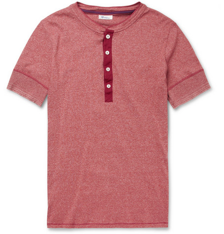 Men's Personal Stylist: Henley Shirt