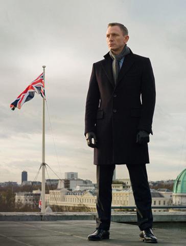 Men's Image Consultant: Overcoat