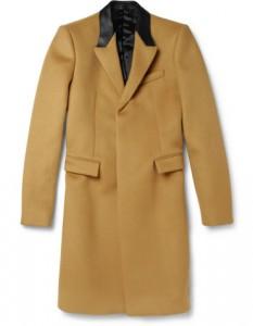 Men's Personal Stylist: Overcoat