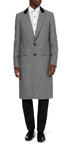 Men's Personal Shopper: Overcoat