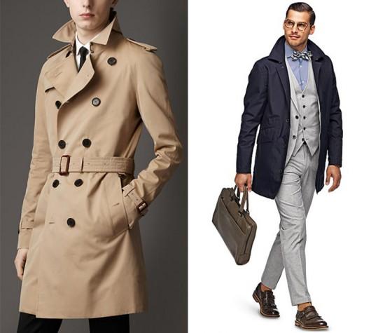 Men's Personal Shopper: Dressing for the Rain