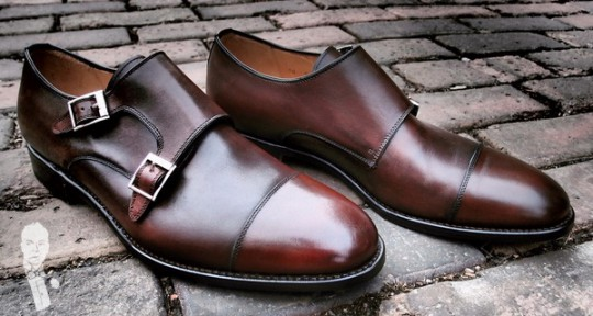 Men's Personal Shopper: Monk Straps