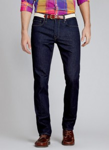 Men's Style Help: Dark Denim