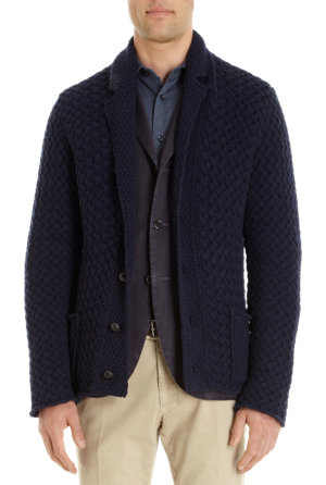 Men's Image Consultant: Boglioli Sweater