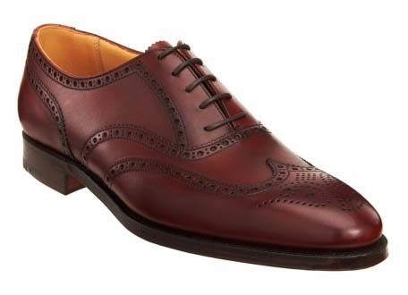 Men's Personal Shopper: Crockett and Jones Finsbury Oxford