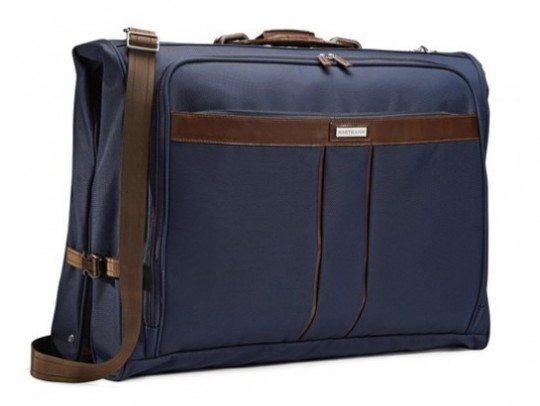 Men's Executive Image Consultant: Business Travel Packing