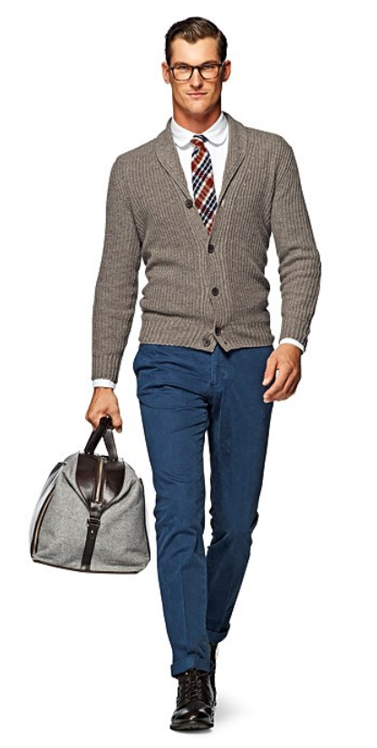 Men's Style Advice: Sweaters