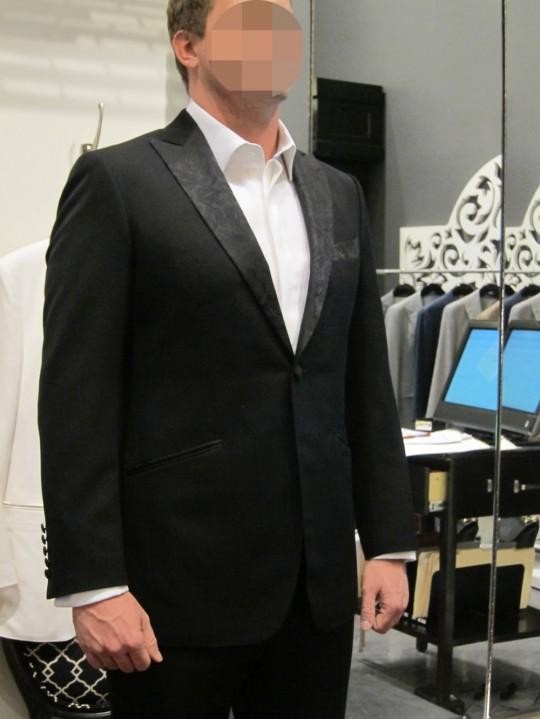 Men's Style Advice: Custom Clothing