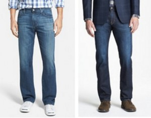 Men's Image Consultant: how jeans should fit