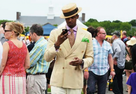 Men's Image Consultant: Kentucky Derby Style