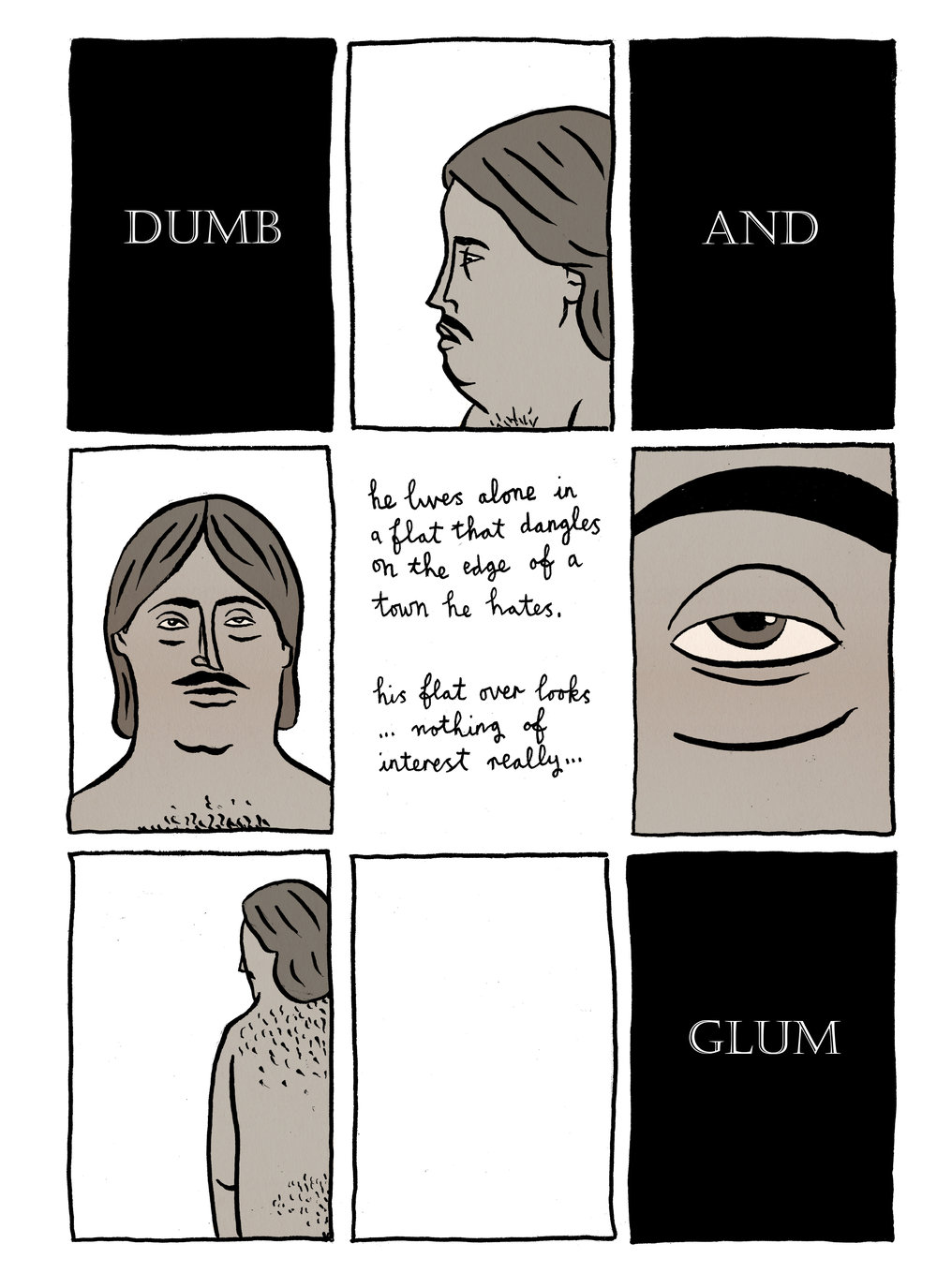 DUMB AND GLUM 01.jpg