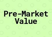 Pre-Market Valuation