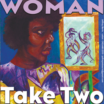 Woman Take Two by Telcine Turner-Rolle