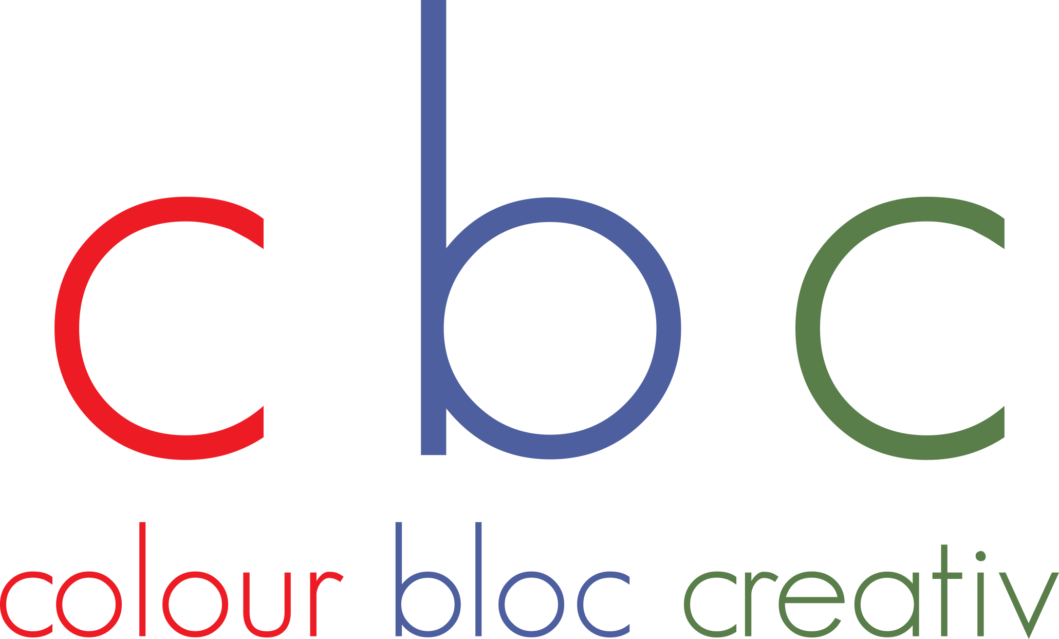 colour bloc creativ