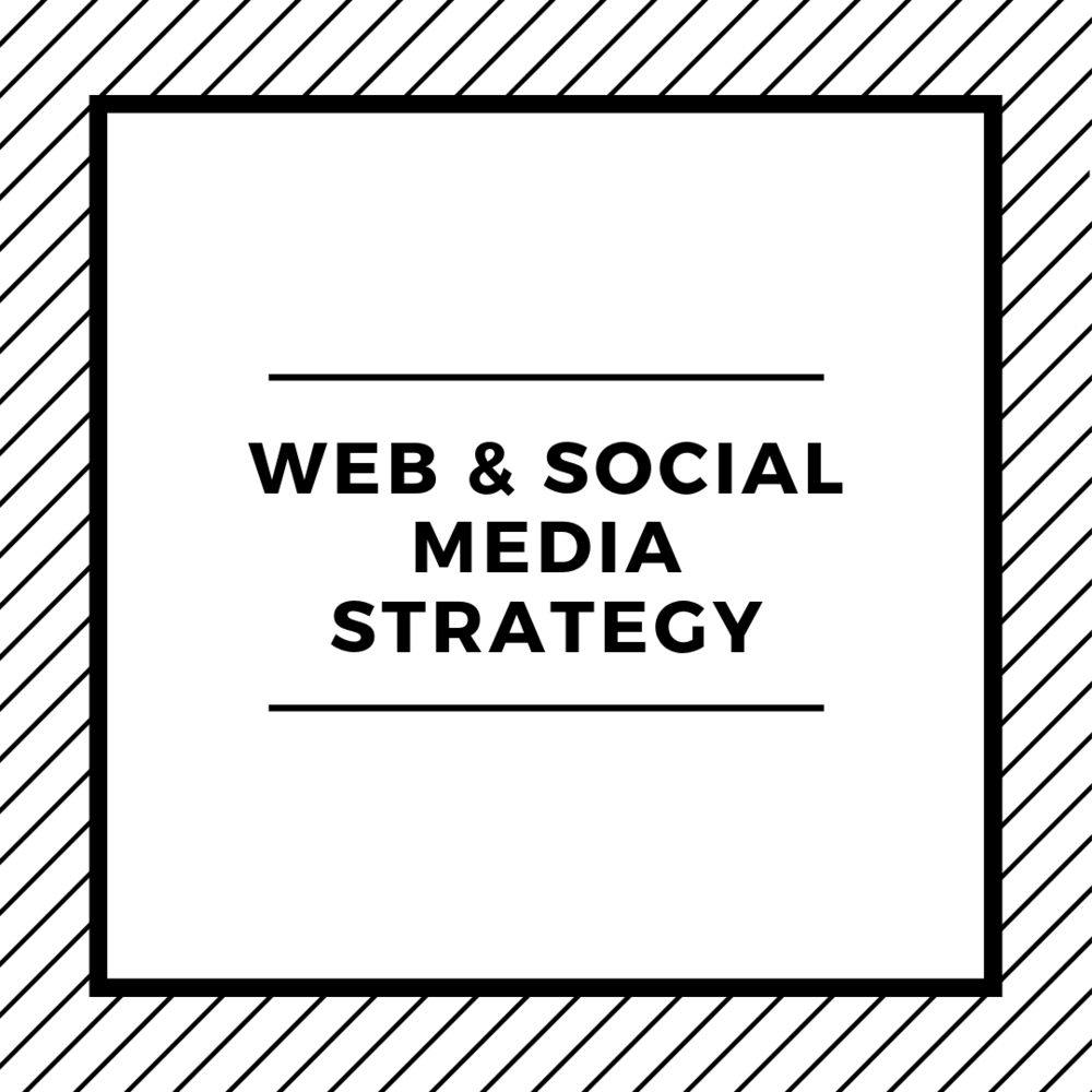 What's included: - + Current social media audit+ Competitor SWOT analysis+ Social media engagement strategy+ 90 min training sessionPrice: $575