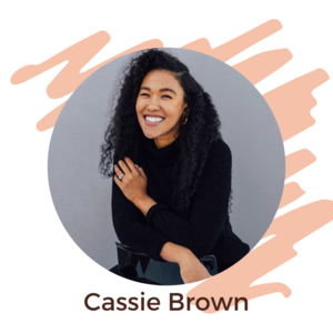 cassie brown - black female therapists