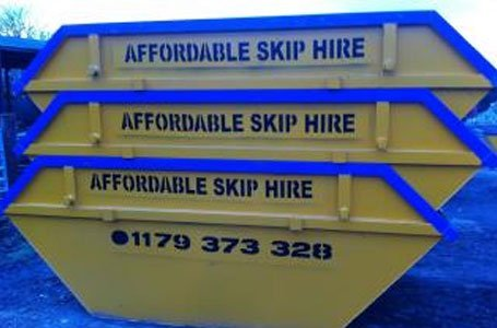 Commercial and industrial skips - Do you have construction waste at your commercial or industrial property? Are you going through a refurbishment? Whatever type of waste you have, from small electronic equipment to light machinery, we can provide you with a skip to handle all sizes and weights.