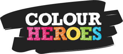 Colour Heroes — Bespoke Activity Packs - Activity Bags