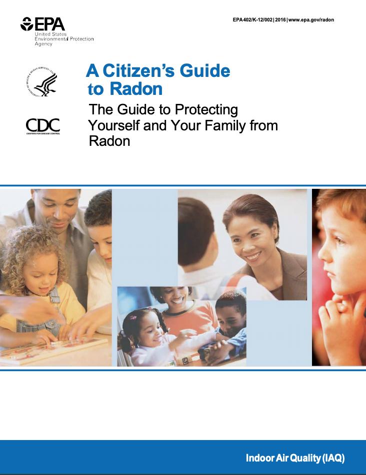 A Citizens' Guide to Radon