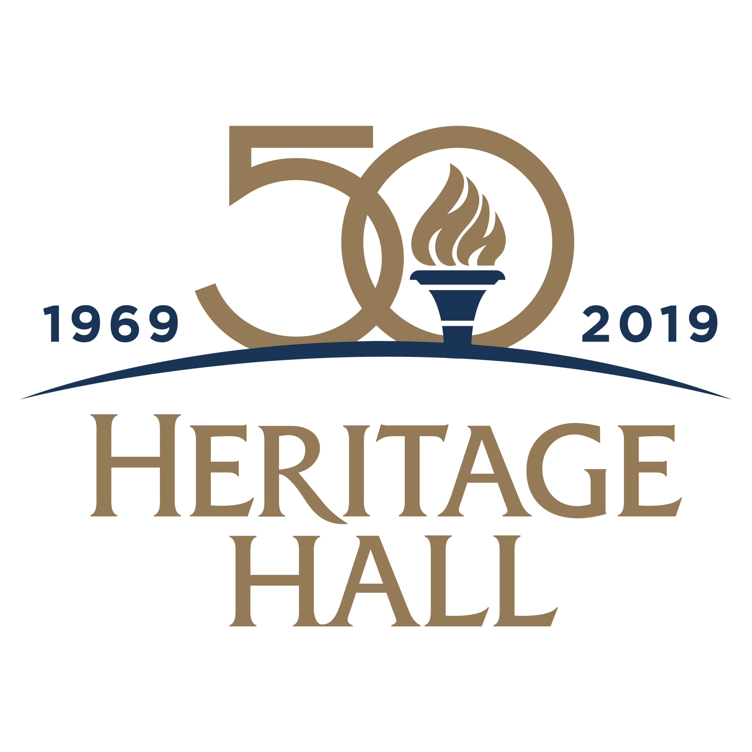 Heritage Hall 50th Anniversary