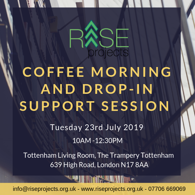 Coffee Morning And Drop In Support Session School