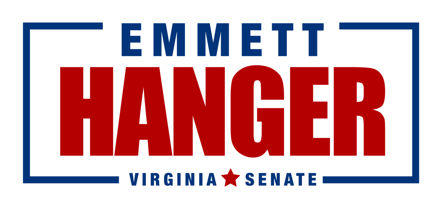Emmett Hanger for Senate